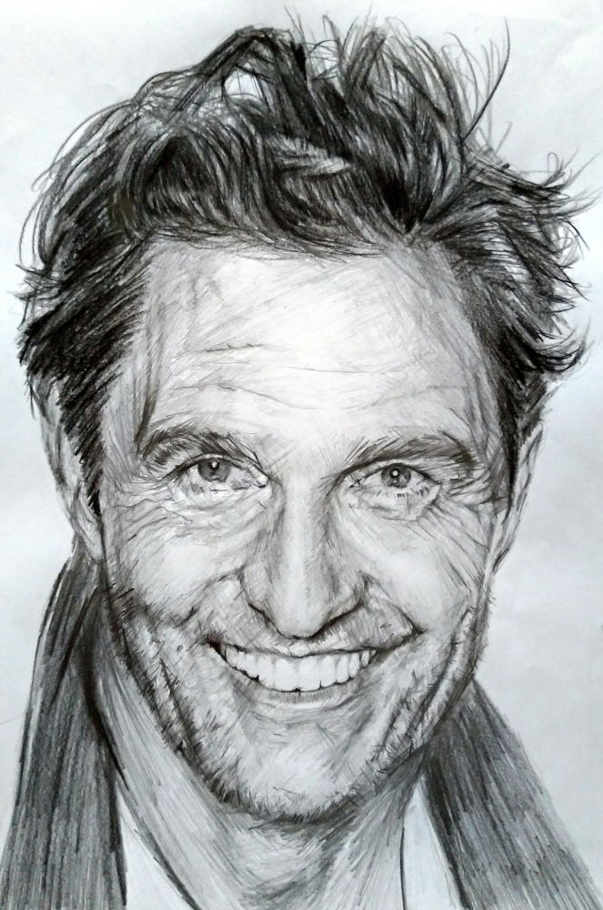 Matthew McConaughey por linshyhchyang